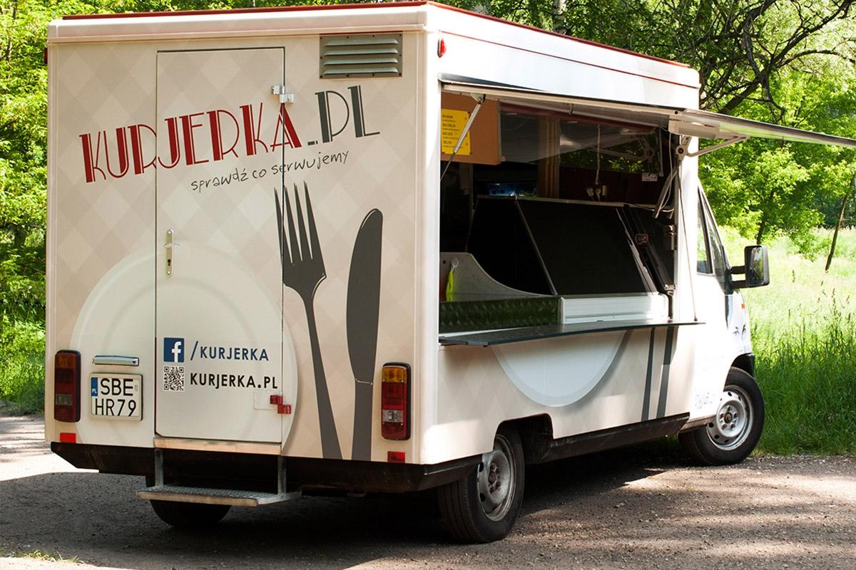 Kurjerka - Food Truck