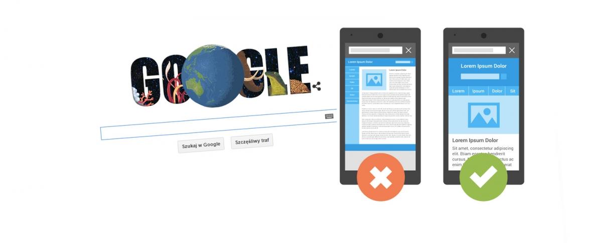 Zmiana algorytmu Google. Sprawdź dlaczego warto aby Twoja strona była mobilna